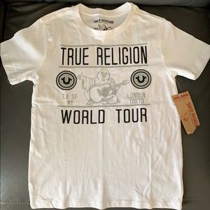 True Religion Boys Shirt